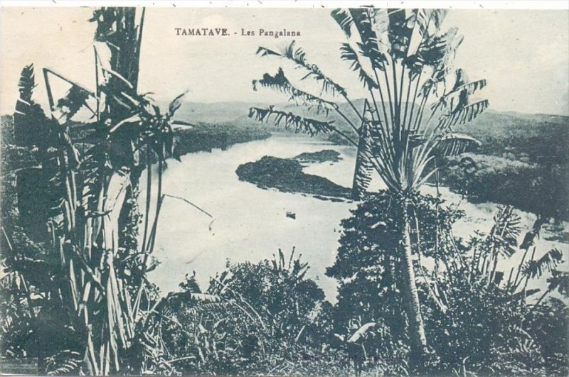 MALAGASY / MADAGASKAR - TOAMASINA / TAMATAVE, Les Pangala