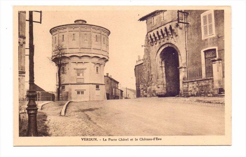 WASSERTURM / Water Tower / Water toren / Chateau d´eau - VERDUN