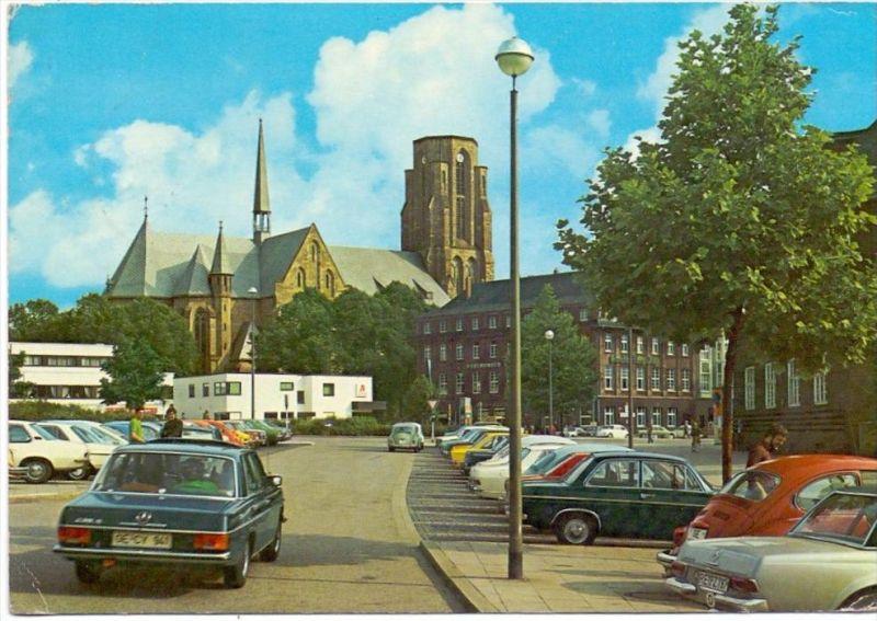 4650 GELSENKIRCHEN, St. Urbanus-Kirche