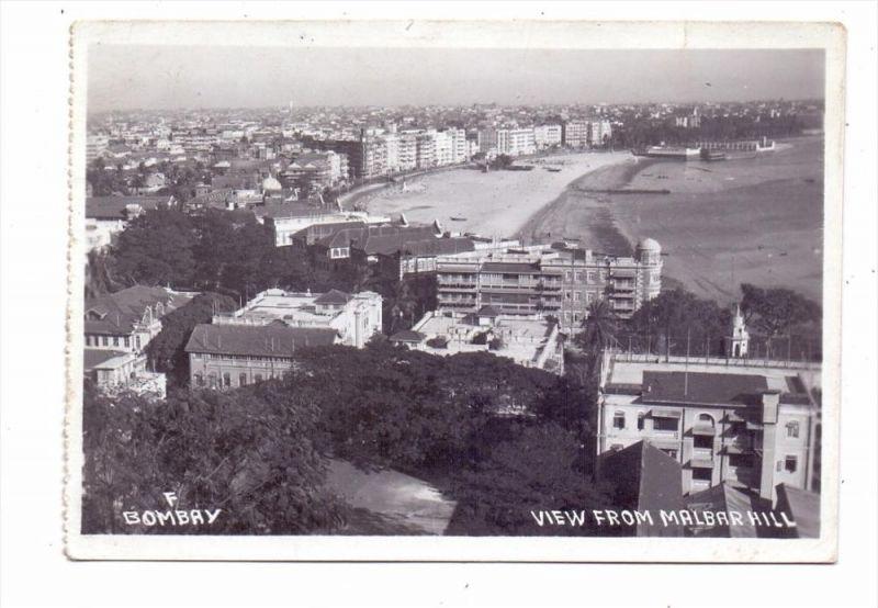 INDIA / INDIEN - MUMBAI / BOMBAY, view from Malbar Hill