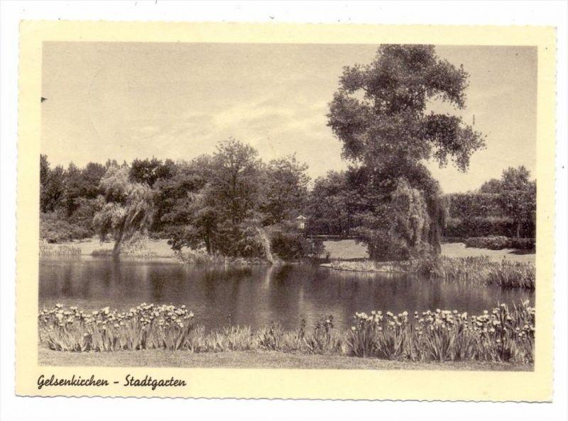 4650 GELSENKIRCHEN, Stadtgarten, 1963 0