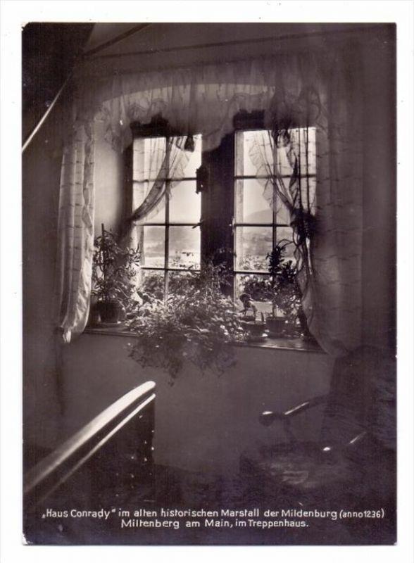 8760 MILTENBERG, Haus Conrady, Treppenhaus