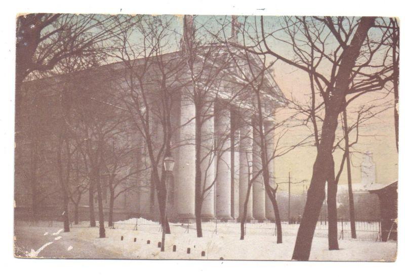 LIETUVA / LITAUEN - VILNIUS / WILNA, Kathedrale, deutsche Feldpost, 1916 0