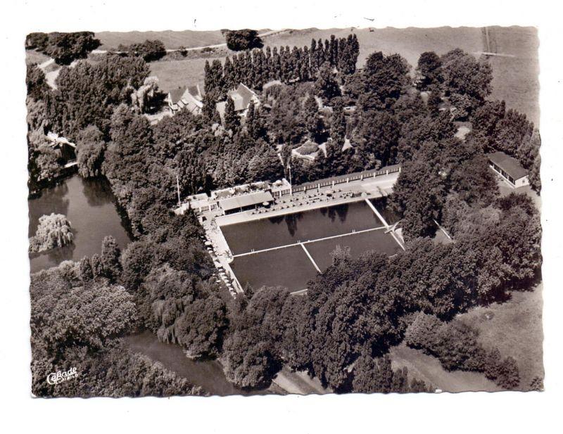 4370 MARL, Loemühle, Luftaufnahme, 1964