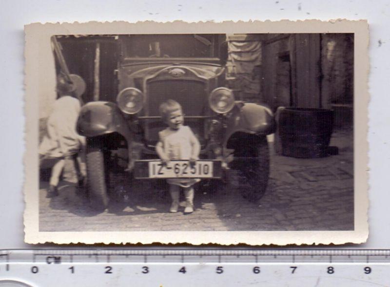 AUTOMOBIL - OPEL oldtimer, Photo