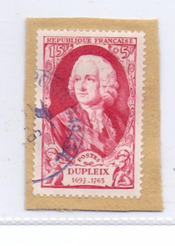 FRANCE, 1949, Michel 875, Dupleix
