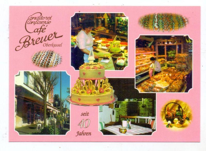 5300 BONN - BEUEL - OBERKASSEL, Cafe Breuer