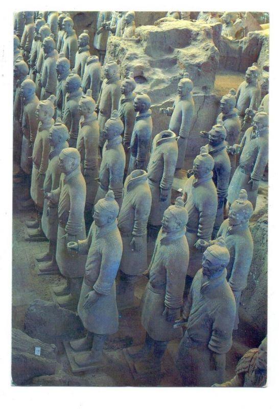 CHINA - Terra - Cotta Army