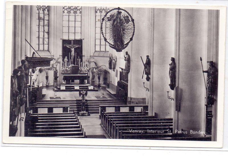 NL - LIMBURG - VENRAY, Interieur St. Petrus Banden Nr. 600221974 ...