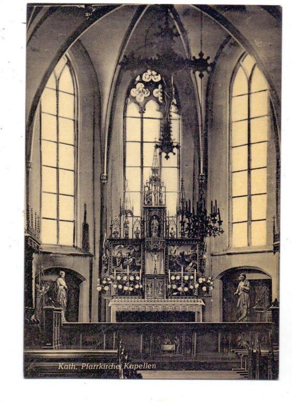4170 GELDERN - KAPELLEN, Katholische Pfarrkirche