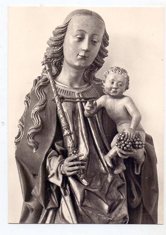 4240 EMMERICH, St. Aldegundis, Madonna 0