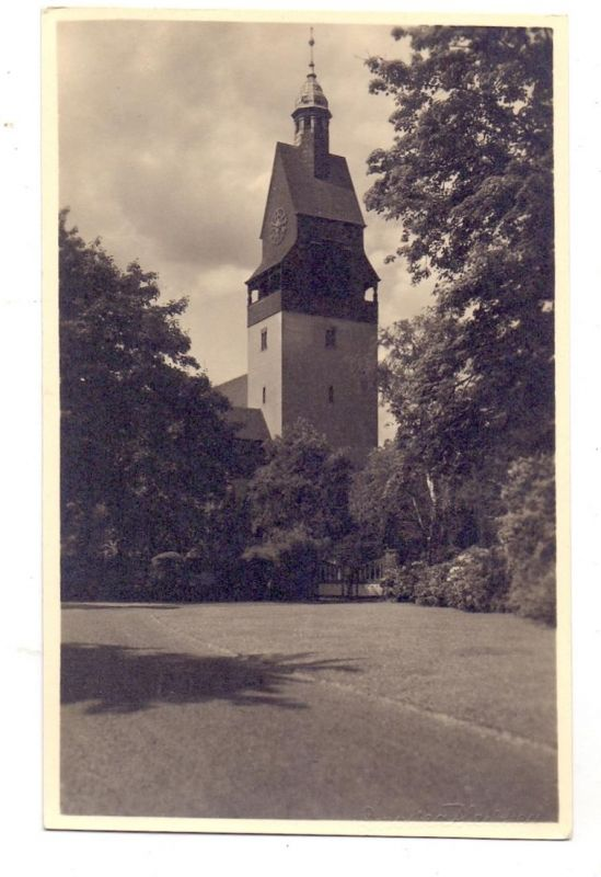 5300 BONN - BEUEL - OBERKASSEL, Evangelische Kirche, Photo-AK