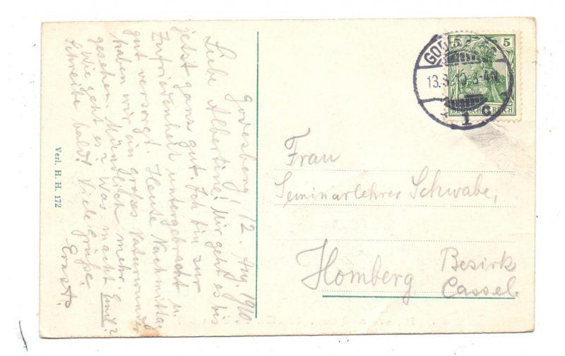 5300 BONN - BAD GODESBERG, Pädagogium, Rektorat, Trotzendorff, Hessenhaus / Studentica 1