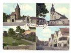 5308 RHEINBACH, Hauptstrasse, Hexenturm, Wasemer Turm, Kath. Pfarrkirche