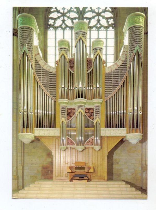 4400 MÜNSTER, Dom, Klais-Orgel, 1957 erbaut, 1987 erneuert
