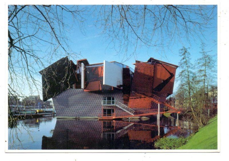 ARCHITEKTUR - Museum Groningen, Pavillon Wechselnde Ausstellungen, Arch.: Mendini