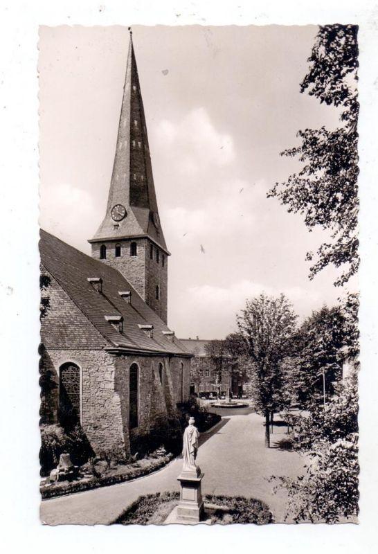 4320 HATTINGEN, Kirchplatz, 1958