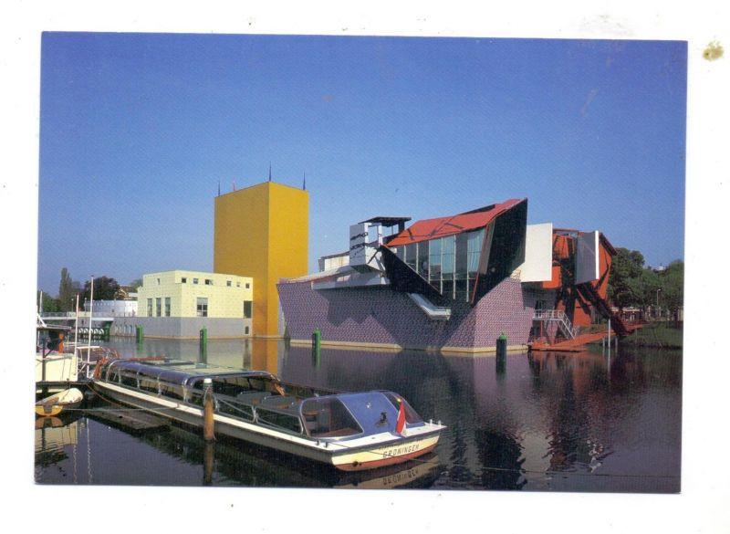 ARCHITEKTUR - Museum Groningen, Arch.: Mendini, Starck, De Lucchi & Coop