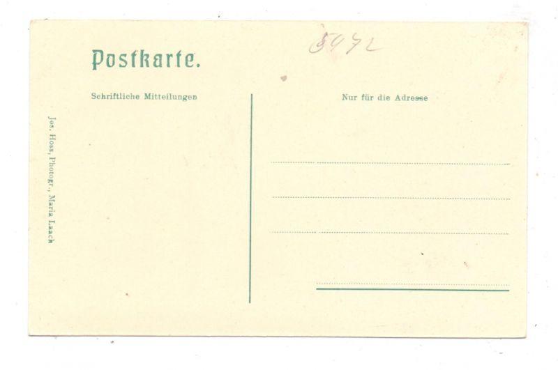 5471 GLEES - MARIA LAACH, Hochaltar, Geschenk Sr. Majestät Kaiser Wilhem II 1