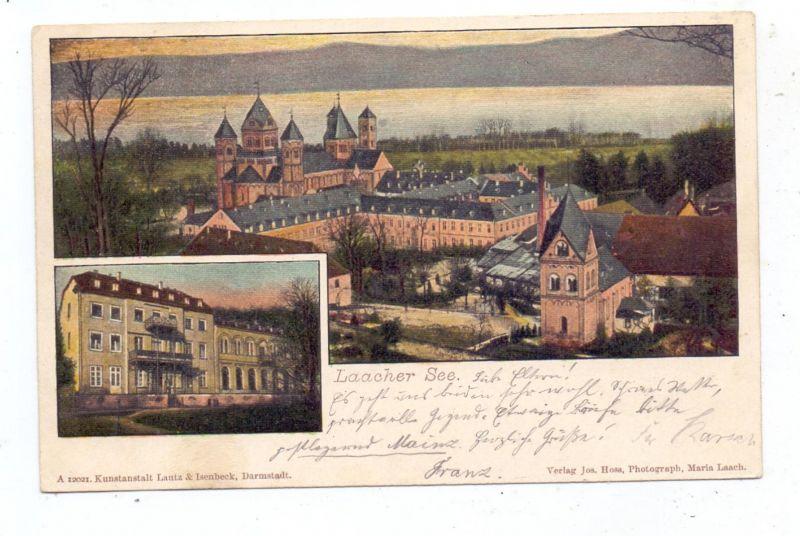5471 GLEES - MARIA LAACH, Hotel Maria Laach, 1901 0
