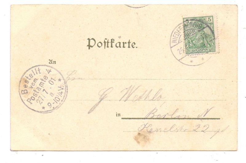 5471 GLEES - MARIA LAACH, Hotel Maria Laach, 1901 1