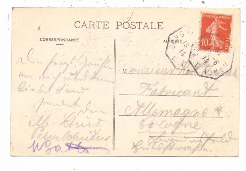 BERUFE - WASCHFRAUEN / Laver les femmes / Wash Women - Pont-a-Mouson, 1914 1