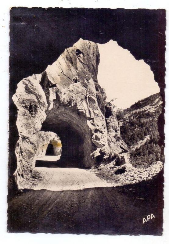 ANDORRA - LA MASSANA, Tunel / Tunnel