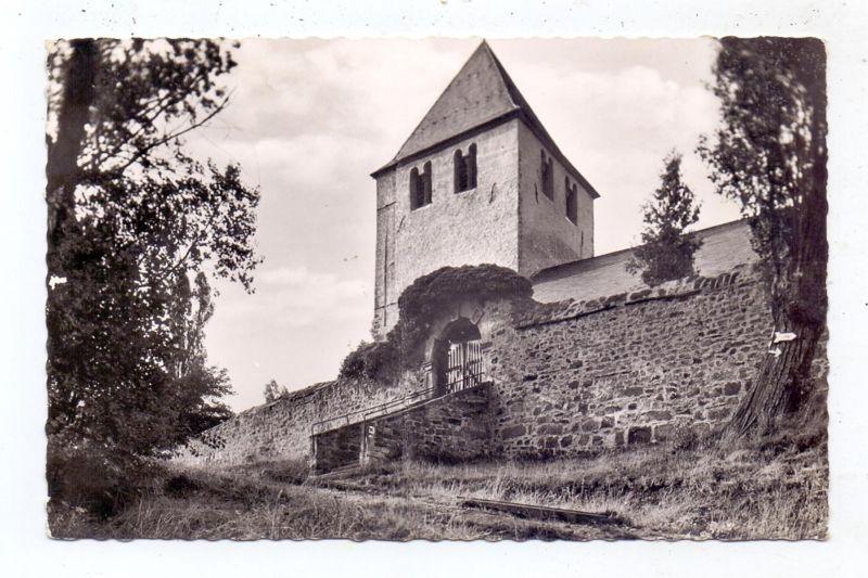 5353 MECHERNICH, Alte Kirche
