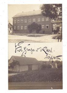 OBER - SCHLESIEN - NEISSE / NYSA, Lithographie 1898, Kriegsschule, Getreidemarkt, Brunnen, Brücke, Bahnpost, Eckknick