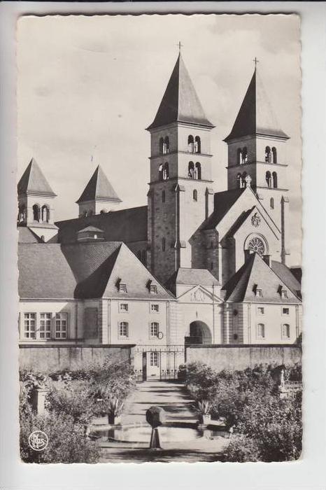 L 6400 ECHTERNACH, Basilika & Abteigarten 0