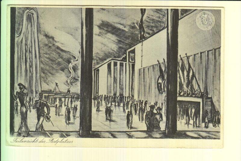 4000 DÜSSELDORF, Große Reichsausstellung