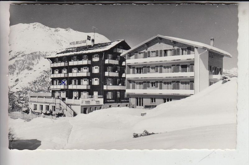 CH 3925 GRÄCHEN, Hotel-Restaurant Bellevue