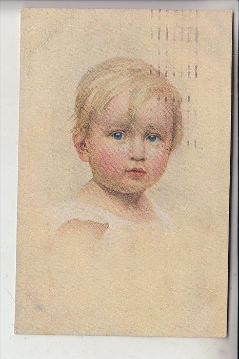 KINDER, Künstler-Kinderkopf, Verlag: Jobst Nr.86 Serie 3, 1921