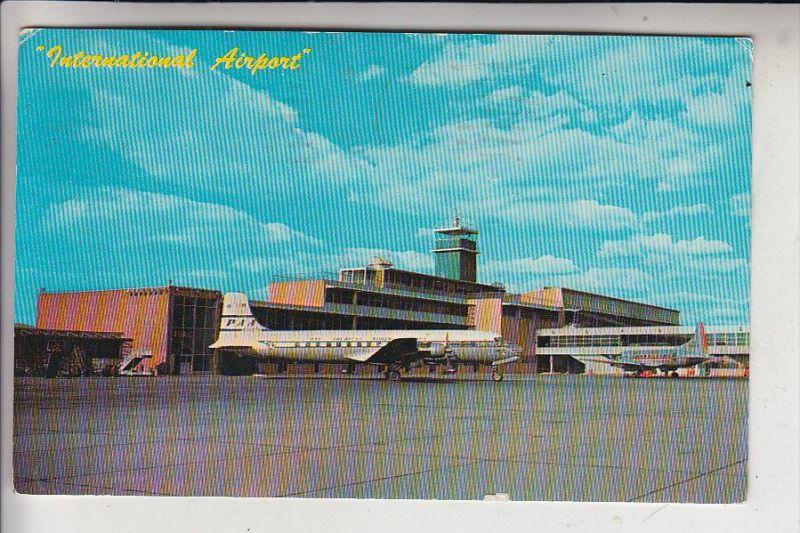 FLUGHAFEN / AIRPORT - Philadelphia International Airport, 1965