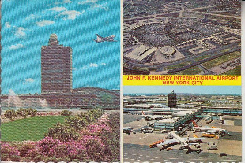 FLUGHAFEN / AIRPORT - New York City, JFK International
