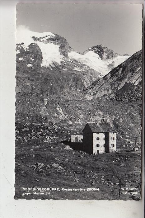 A 9974 PRÄGRATEN, Rostockerhütte gegen Maurertörl