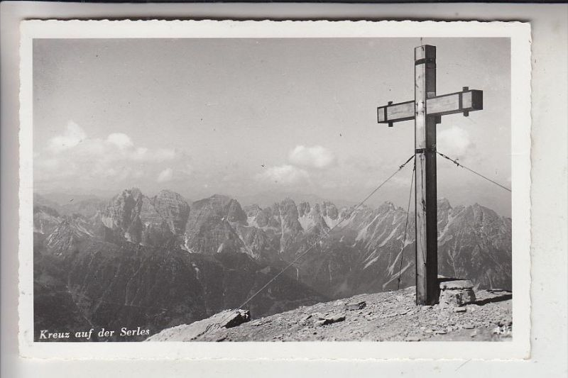 A 6143 MÜHLBACH - MARIA WALDRAST - Kreuz auf der Serles