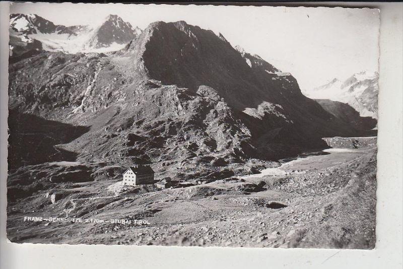A 6167 NEUSTIFT, Franz Senn Hütte, 1956
