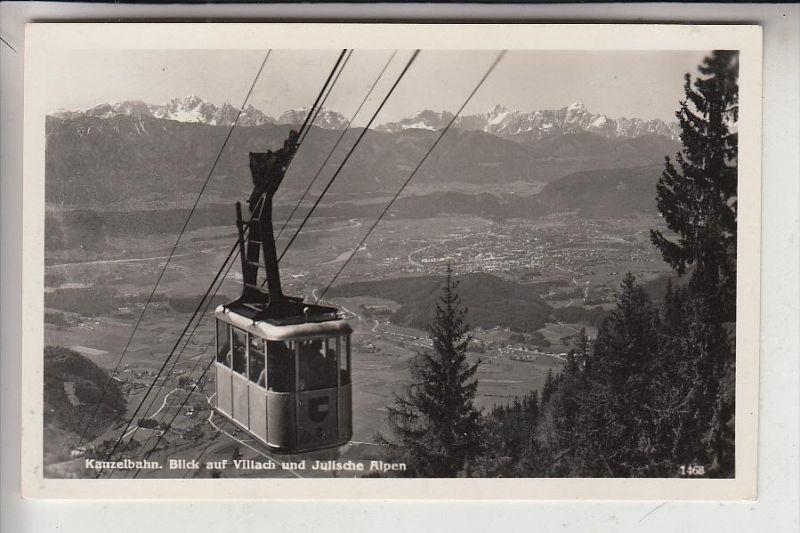 A 9521 TREFFEN - ANNENHEIM, Kanzelbahn, Gerlitzen