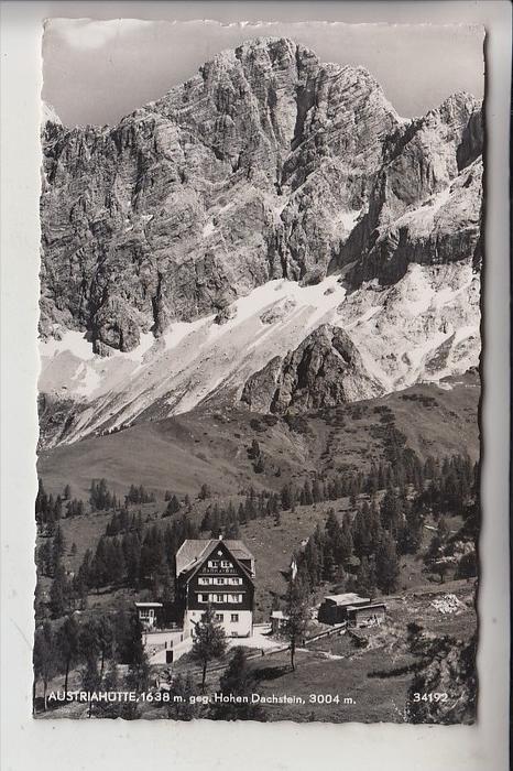 A 8972 RAMSAU, Austriahütte, 1956