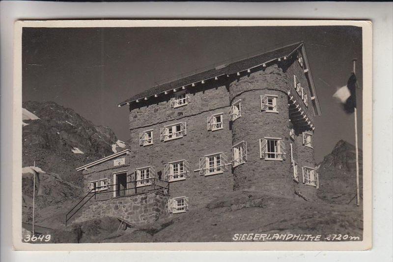 A 6450 SÖLDEN, Siegerlandhütte, Berghütte, Rifugi
