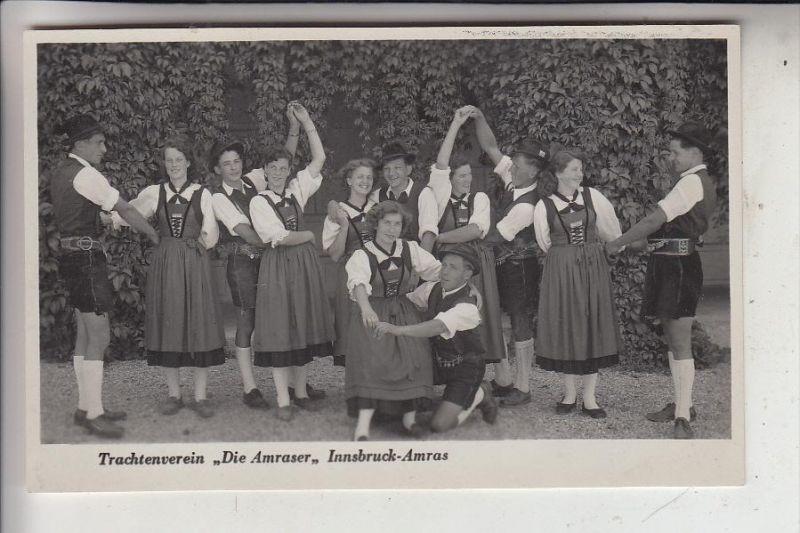 A 6000 INNSBRUCK - AMRAS, Trachtenverein