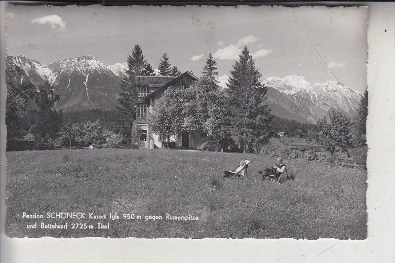 A 6080 IGLS, Pension Schöneck, Druckstelle