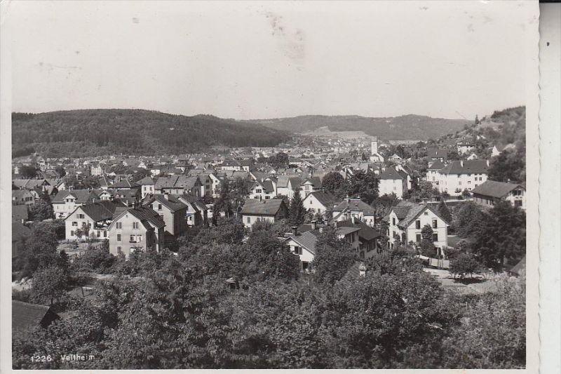 CH 8407 WINTERTHUR - VELTHEIM, Ortsansicht, 1956
