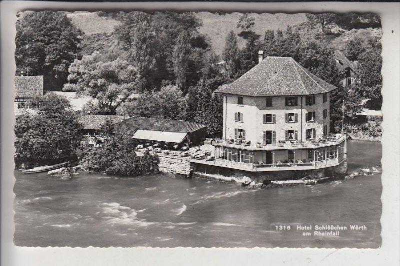 CH 8212 NEUHAUSEN - WÖRTH, Hotel Restaurant Schlößchen