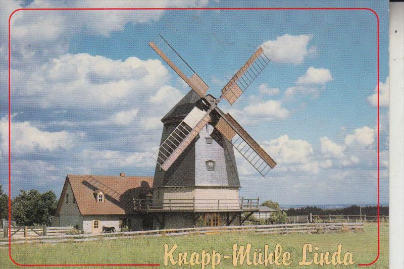 WINDMÜHLE / Mill / Molen / Moulin - LINDA