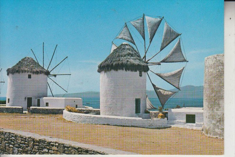 WINDMÜHLE / Mill / Molen / Moulin - MYKONOS