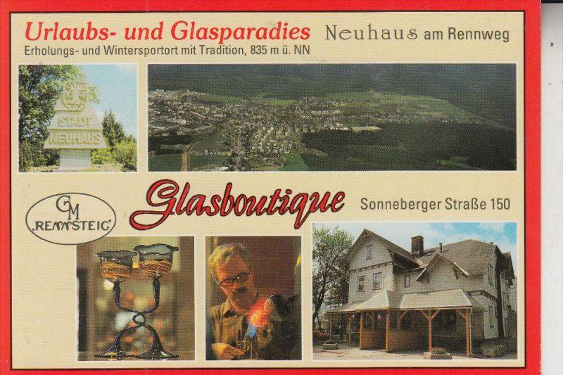 GLAS - Glasboutique Neuhaus am Rennweg