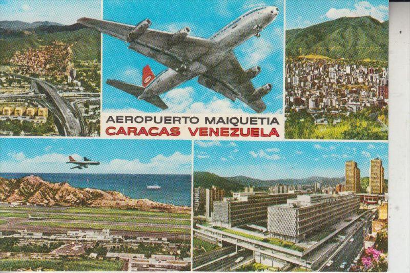 FLUGHAFEN / AIRPORT - CARACAS / Aeropuerto Maiquetia