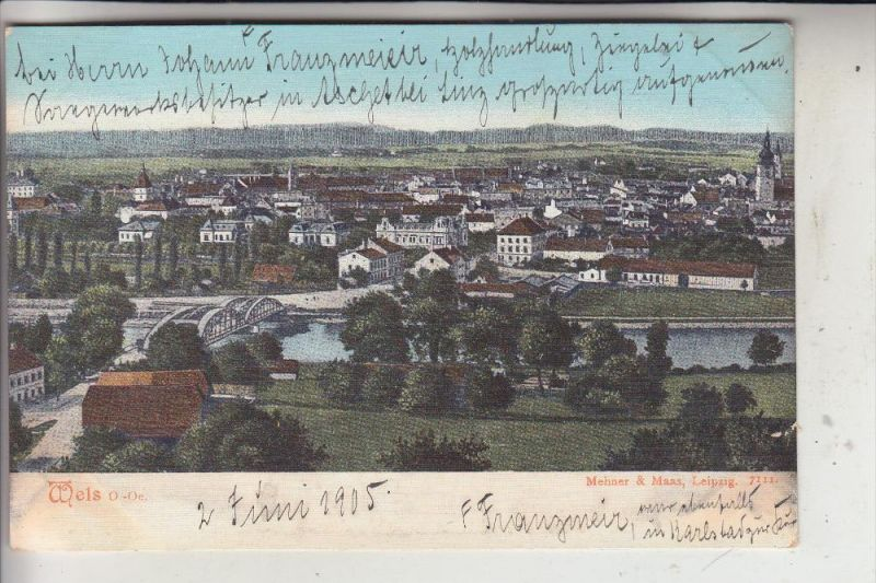 A 4600 WELS, Panorama, 1905